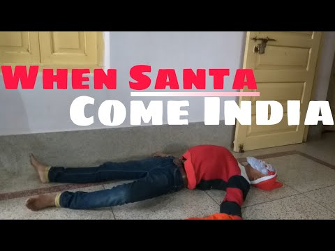 When santa come india   Vine by killer adda