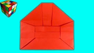 Как сделать конверт из бумаги. Конверт оригами своими руками. DIY поделки