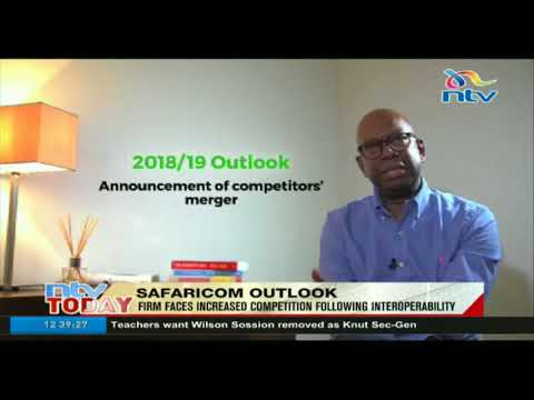 Bob Collymore takes stock of Safaricom's year
