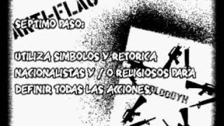 Anti Flag - Anatomy Of Your Enemy Sub Español