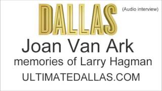 Joan Van Ark talks Dallas TNT (Audio VO)