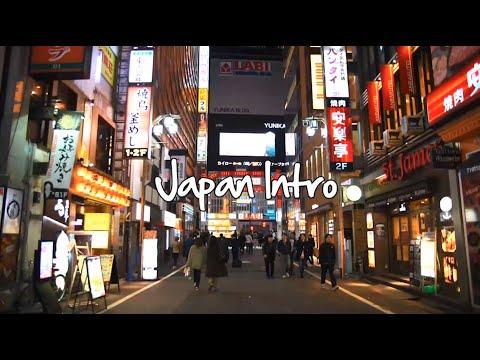 Japan Intro Video