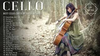 인기있는 노래의 톱 50 첼로 커버 2020 - 악기 첼로의 최고의 커버    편안한 음악