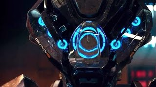 KILL COMMAND Official Trailer 2016 SciFi Action Movie HD
