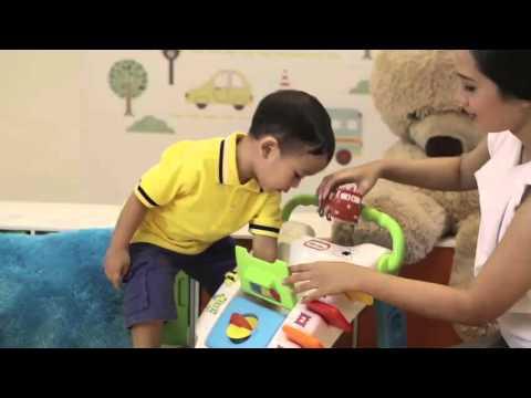 Video Mengatasi Anak Hiperaktif