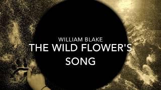 W  Blake Wild Flower's Song