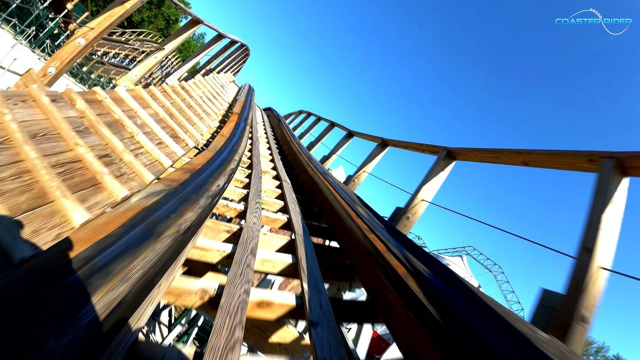 Wood Expressonride- Parc Saint Paul