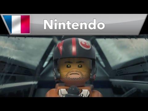Vidéo LEGO Jeux vidéo 3DSSWLRF : Lego Star Wars : Le Réveil de la Force 3DS