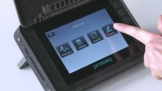 Εφαρμογές Equotip 550 PROCEQ