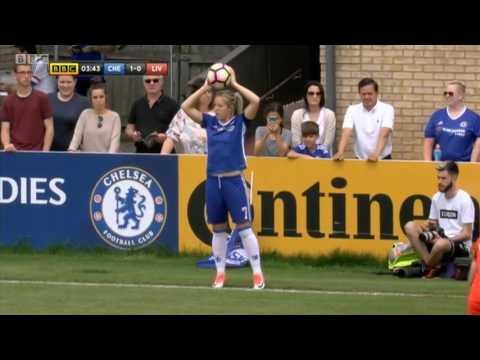 FA WSL Spring Series 2017 - Chelsea Ladies V Liverpool Ladies