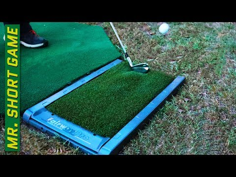 Golf Practice Hitting Mat Review – FairwayPro