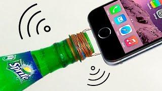 15 Идей самодельных гаджетов для телефона/15 Ideas about making DIY gadget projects for a smartphone