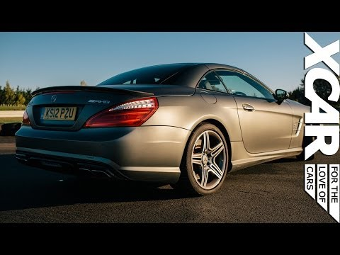 Mercedes-Benz SL 63 AMG: Like an SL, but with added everything - XCAR