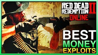 Red Dead Redemption 2 Online - BEST MONEY EXPLOITS in Red Dead Online! Easy Money in RDR2 Online!