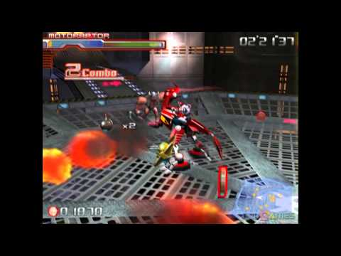 DICE : DNA Integrated Cybernetic Enterprises Playstation 2