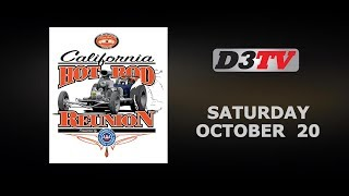California Hot Rod Reunion - Saturday