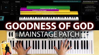 Sunday Sounds - Free MainStage Worship Patch! - Arpegasus Aggressive