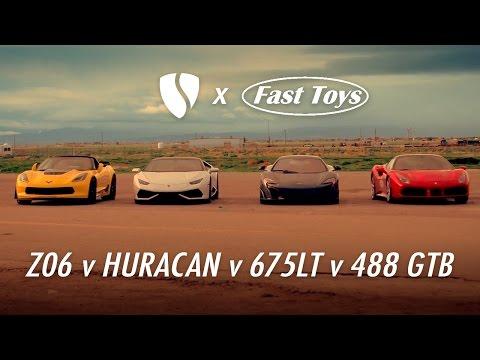 Đâu là siêu xe nhanh nhất thời nay?