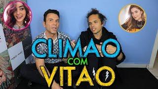 TORTA DE CLIMÃO COM VITAO!!! | #MatheusMazzafera