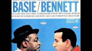 Tony Bennett and Count Basie - I've Grown Accustomed To Her Face