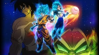 BROLY IS OFFICIALLY ANNOUNCED FOR THE NEW 2018 DRAGON BALL SUPER MOVIE!
