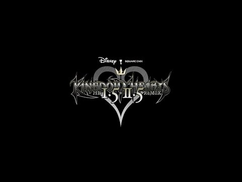 Trailer de Kingdom Hearts HD 1.5 and 2.5 ReMIX