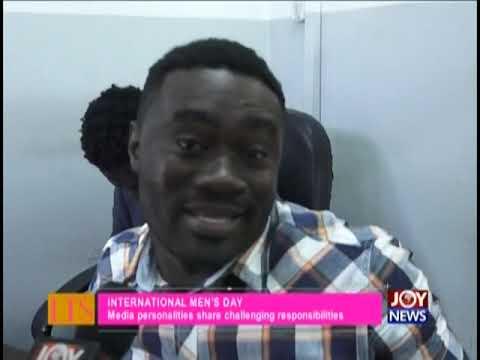 Let's Talk Entertainment on JoyNews (19-11-18)