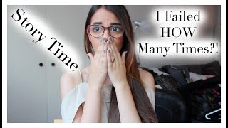 STORY TIME | I Failed My Permit Test How Many Times?!