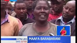 Musalia Mudavadi amepinga madai ya Moses Wetangula kuwa muungano wa NASA umesambaratika