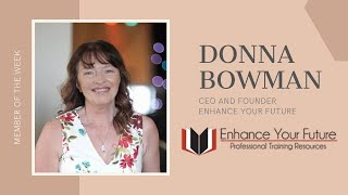 Donna Bowman : Enhance Your Future