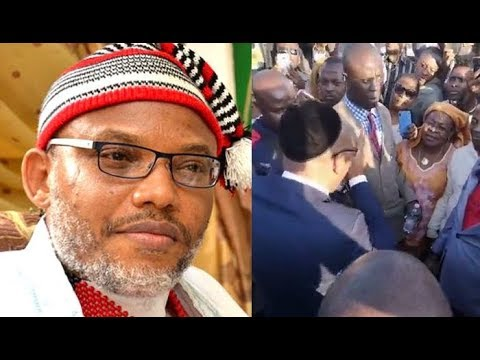BIAFRA: Nnamdi Kanu Speaks From United Nations; says; Victory is Ours