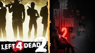 Left4dead - Online con subs + The Evil Within 2 - En Español