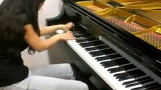 REF PERF PIANO Virtuoso Version Of Rihanna 's Don't Stop The Music By Lola Astanova