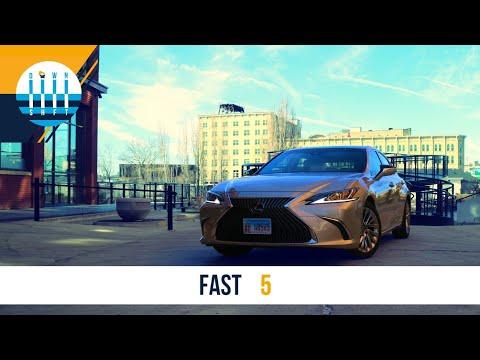 FAST 5 | Lexus ES Hybrid - Ok Boomer