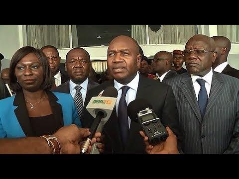 BONNES PRATIQUES DE L'IVOIRIEN NOUVEAU : LA LUTTE CONTRE LE RACKET ET LA CORRUPTION, LE COMITE DE YOPOUGON INSTALLE.