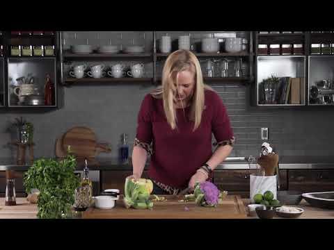 Blistered Curry Cauliflower with Amanda Haas Step 2