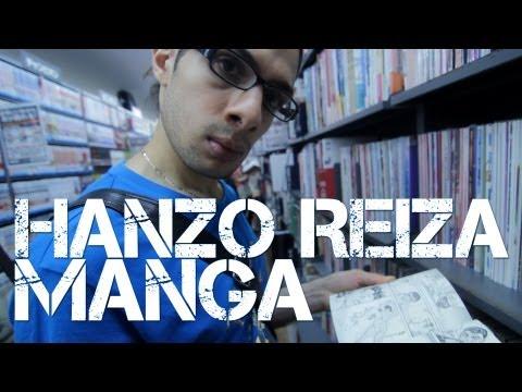 Hanzo Reiza - MANGA (OFFICIAL MUSIC VIDEO)