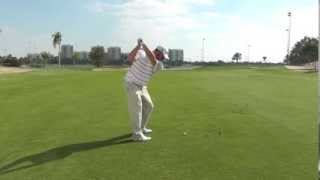 George Coetzee swing sequence
