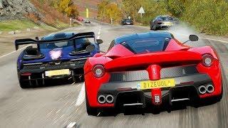 Forza Horizon 4 - Ferrari LaFerrari | Goliath Gameplay