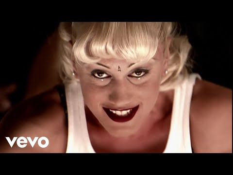 No Doubt - Spiderwebs (Official Video)