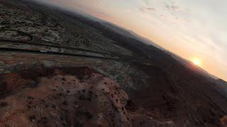 Rest Stop Flying Sand Bench - DJI FPV