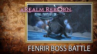 Fenrir Snowcloak Dungeon Boss Guide FFXIV