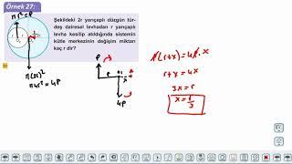 Eğitim Vadisi AYT Fizik 7.Föy Kuvvet ve Hareket 4 Konu Anlatım Videoları