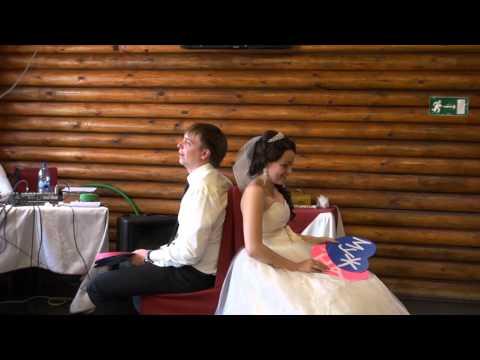 Свадьба видео видеосъемка свадьбы в Волгограде конкурс ведущей тамады для молодоженов СтадёК2А