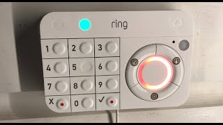 Ring Alarm Review with siren demo