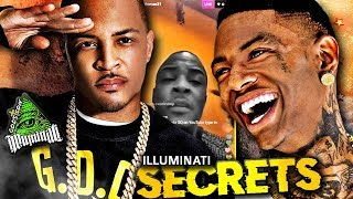 T.I. Spills SHOCKING Illuminati Secrets On Instagram & Why Soulja Boy Returns