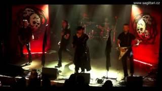 Video SAGITTARI live!! - Video/postřehy METAL MIDNIGHT 2015