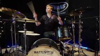 Disciple - Outlaws - Drum Cover - Brooks