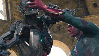 Sokovia Final Battle Scene - AVENGERS 2: AGE OF ULTRON (2015) Movie Clip