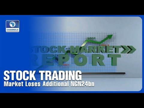 Stock Market Additional NGN24bn As Bears Hold Sway